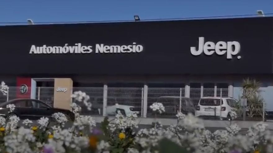 Estrena tu nuevo Jeep híbrido enchufable en Automóviles Nemesio desde 260 euros al mes