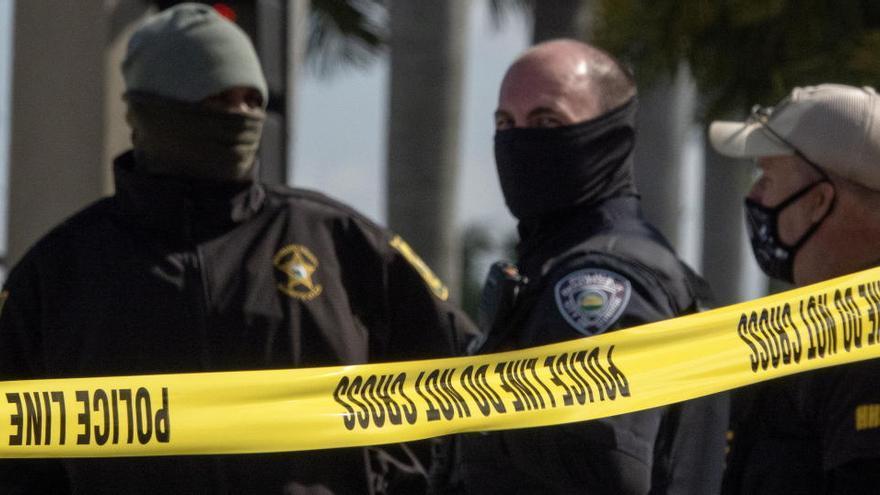 Dos agentes del FBI muertos y otros tres heridos en un registro de una vivienda en Miami