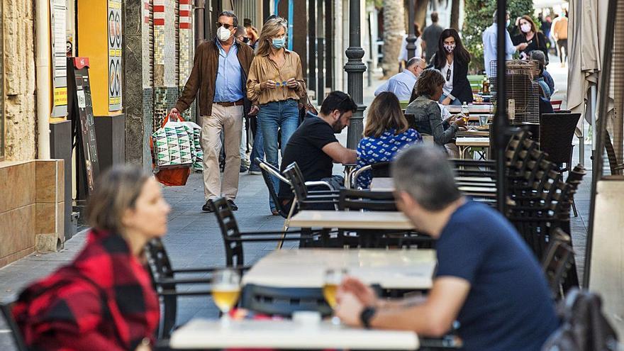 Alicante encadena cuatro meses de subidas del paro y supera los 184.000 desempleados