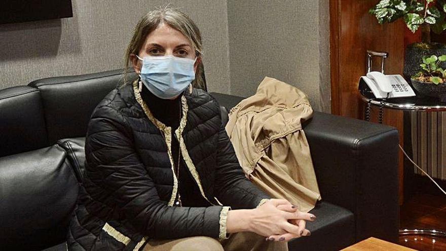 La delegada de la Xunta en Pontevedra, Luisa Piñeiro, presenta su renuncia tras la sentencia condenatoria por fraude