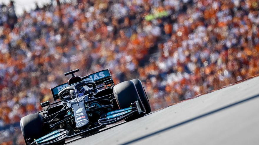 Sigue en directo la clasificación del GP de Rusia