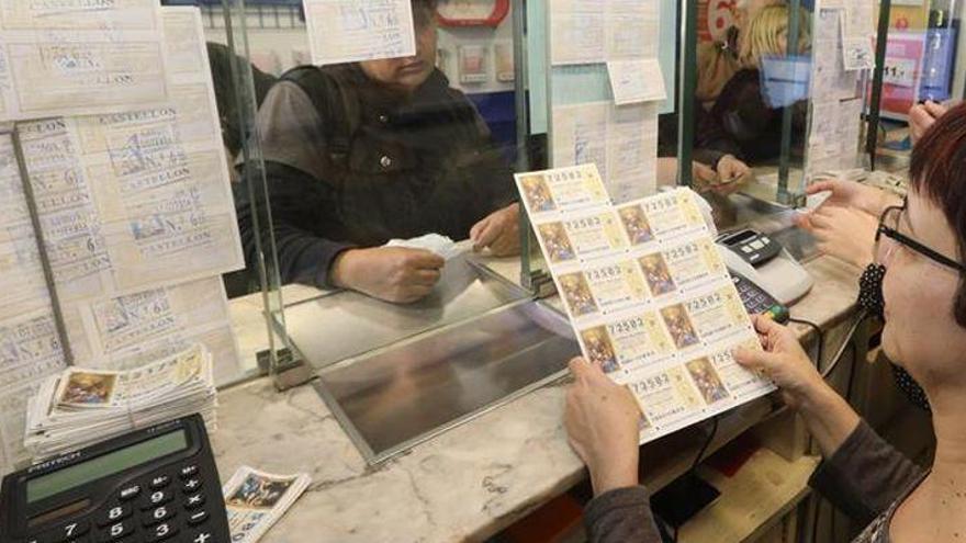 Castellón gasta 74 euros por cabeza para buscar el cuarto 'Gordo' de su historia