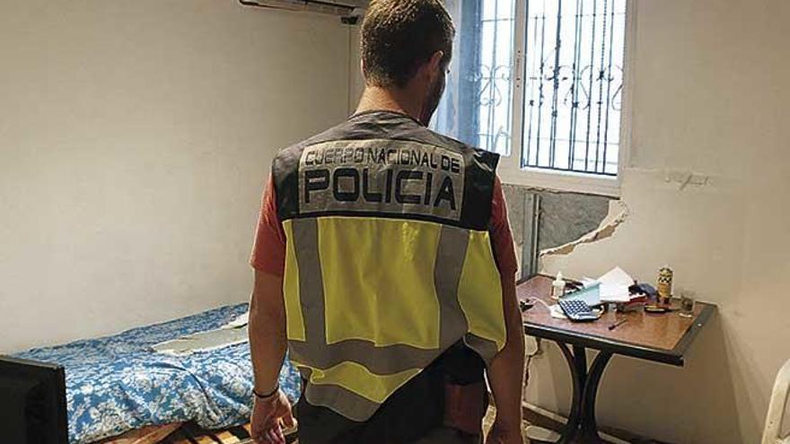 Polizei befreit Sex-Sklavinnen auf Mallorca