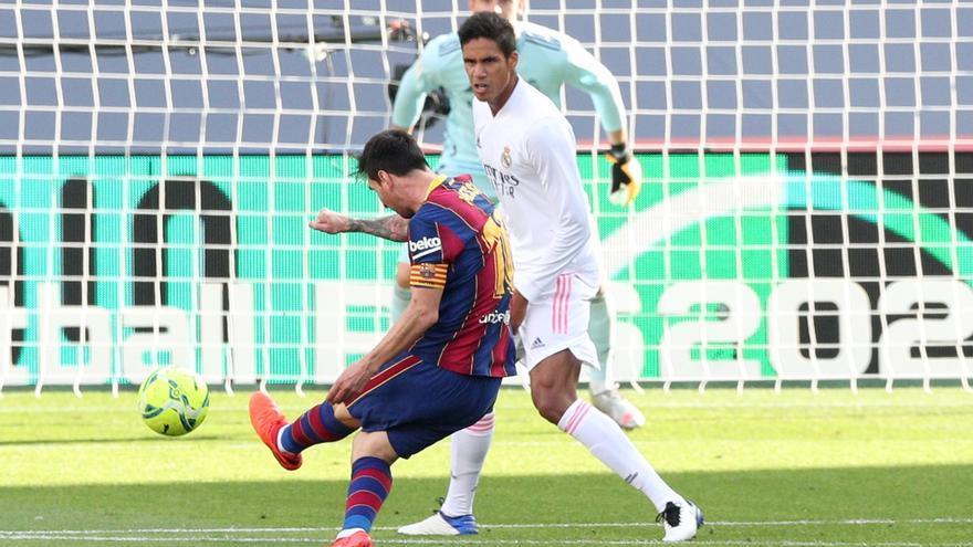 Partido: Barcelona - Real Madrid, en directo
