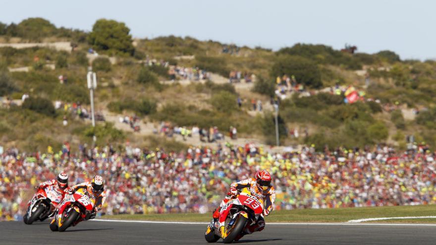 Cómo llegar y dónde aparcar en el Gran Premio de Valencia de MotoGP en Cheste