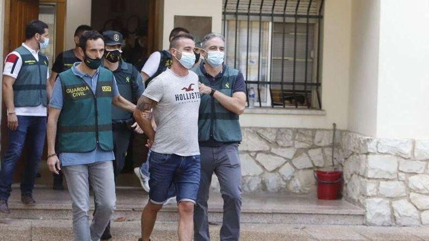 L'assassí de Wafaa: «Sort que m'heu agafat, sóc un perill»