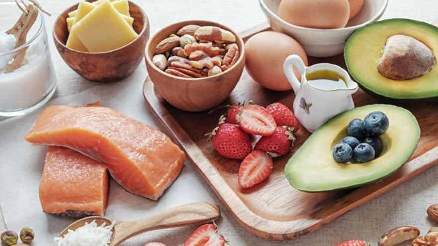 La dieta keto o cómo adelgazar comiendo grasa