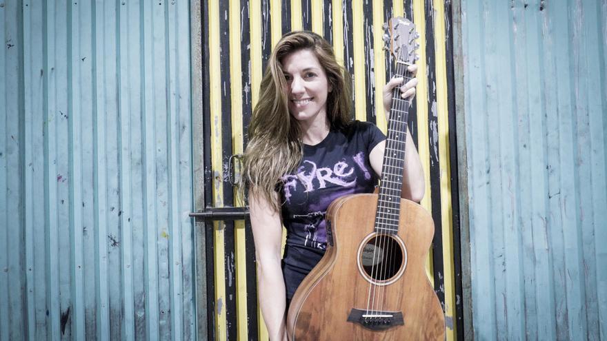 Nuevo concierto solidario de Alejandra Burgos