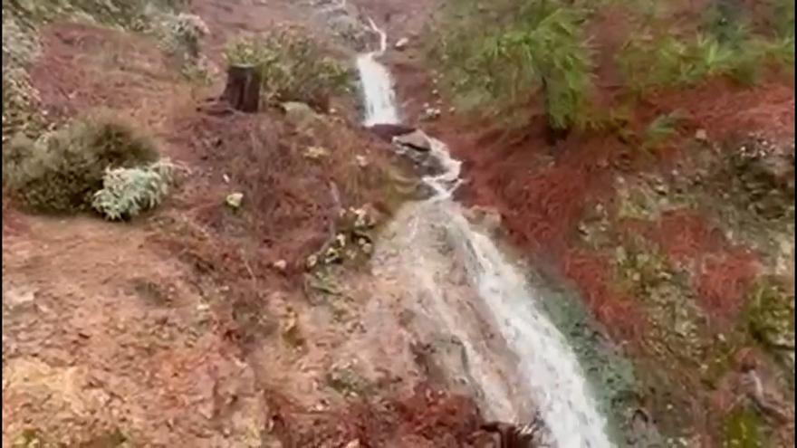 La presa de Soria sube 3 metros su nivel con las últimas lluvias
