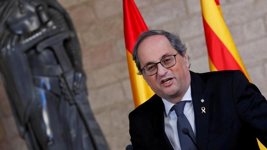 Quim Torra ordena que la Generalitat se persone en la causa del 3% contra CDC