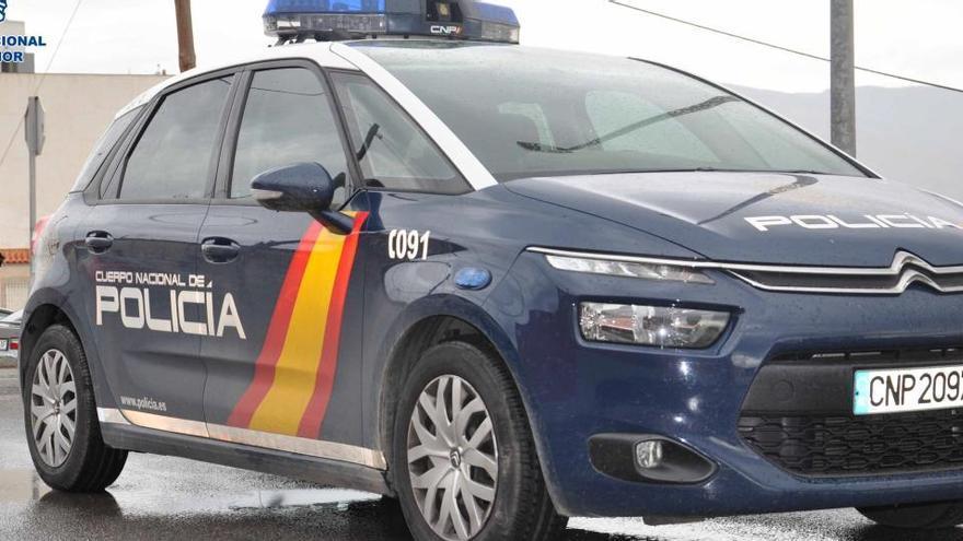 Movilización policial por un supuesto secuestro en Palma