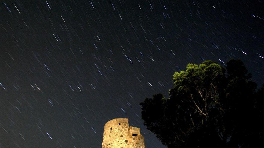 Consejos para disfrutar esta noche de la lluvia de estrellas de las Leónidas