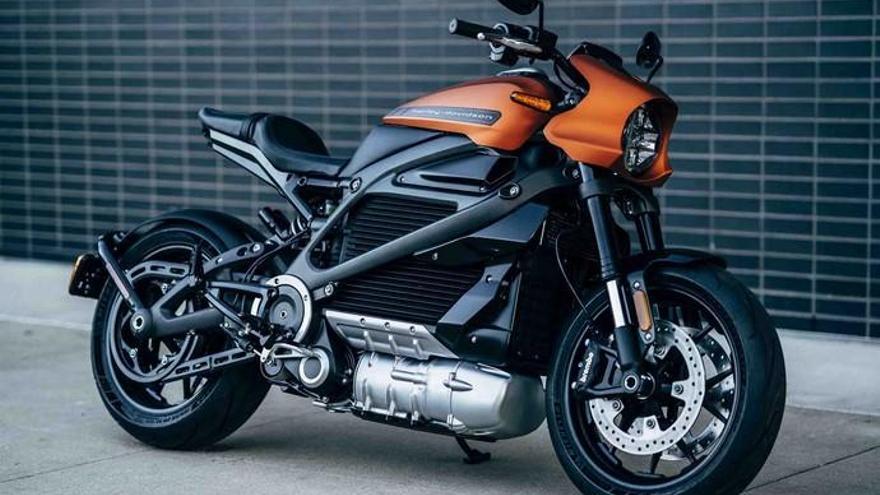 Harley-Davidson LiveWire, tan exótica como real