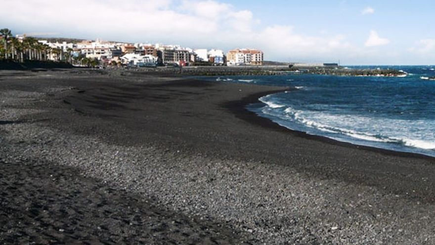 Fallece un hombre ahogado en la costa de Güímar