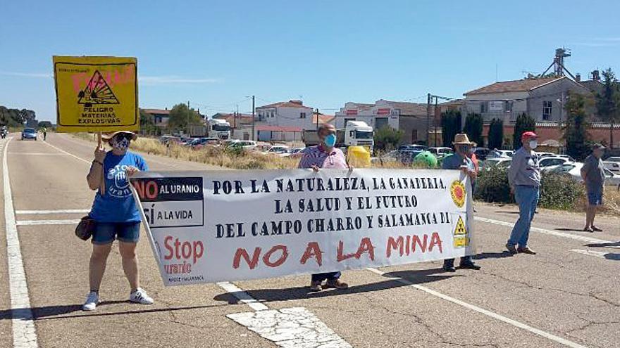 El Procurador del Común avisa a Retortillo (Salamanca) de irregularidades en la futura mina de uranio