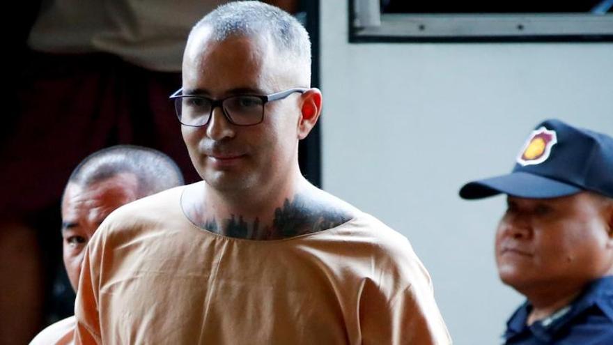 El español condenado a muerte en Tailandia pierde su último recurso