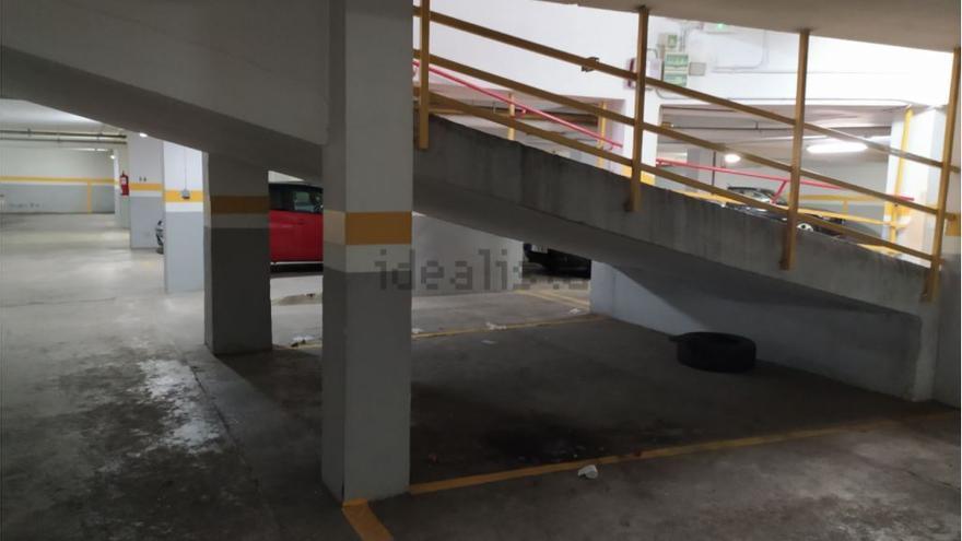 El aparcamiento imposible