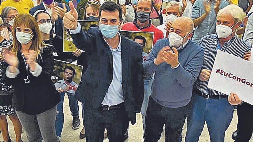 """Gonzalo Caballero alerta del riesgo de que los socialistas """"vuelvan al pasado"""""""