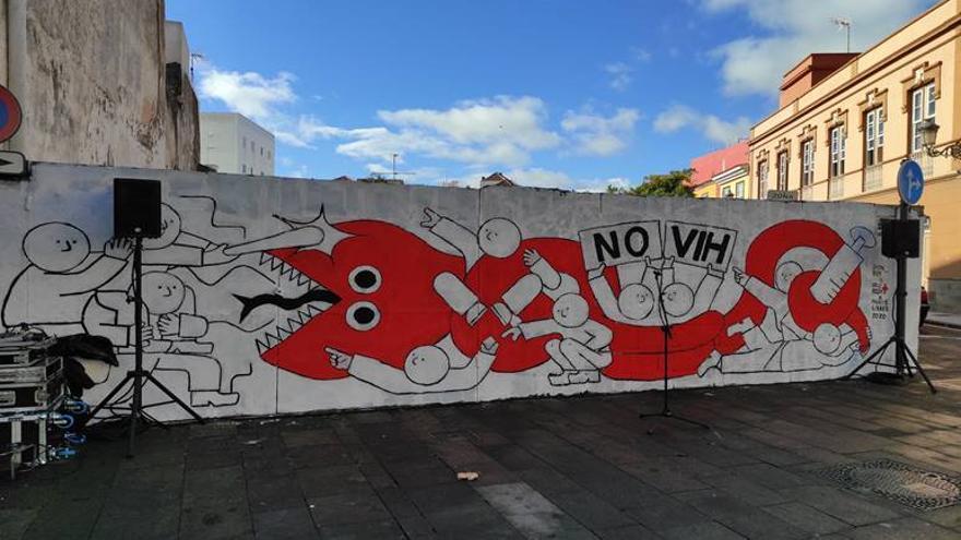 Cruz Roja repartirá 2.000 preservativos en Tenerife en su campaña de prevención del VIH