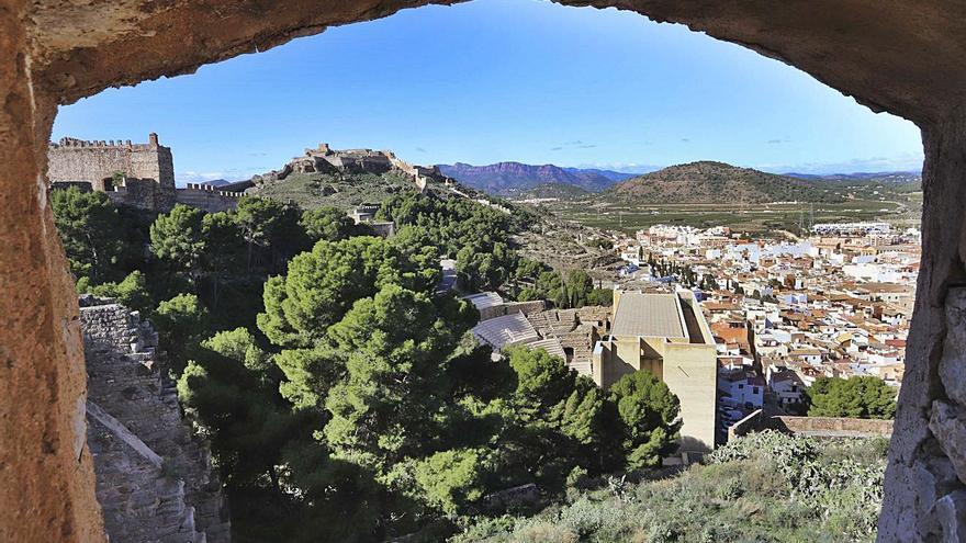 La muntanya del Castell
