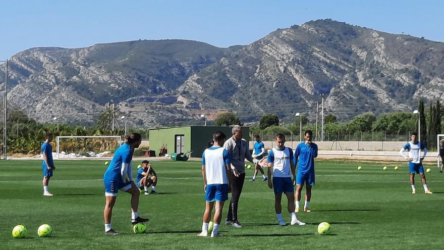 "Garrrido: ""Contra el Mallorca habrá que redoblar esfuerzos"""