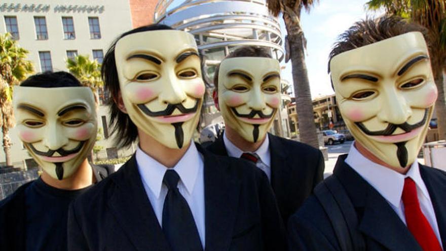 PayPal desmiente que haya sido atacada por Anonymous