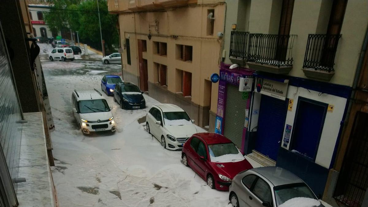 Calle Colón de Nules