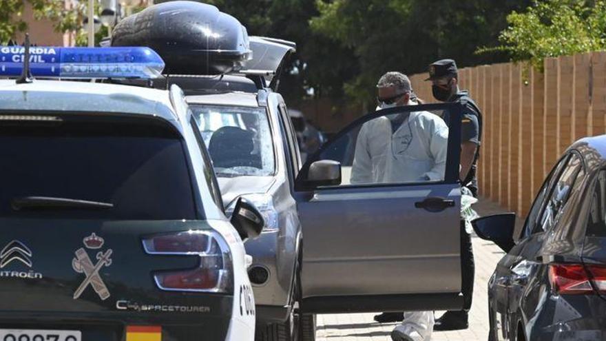 La menor acuchillada por su padre en Cabanes continúa hospitalizada en el General