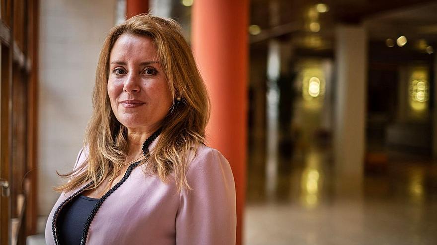"""Nuria Martínez Ros: """"Los pensionistas están asustados pero el sistema sí es sostenible"""""""