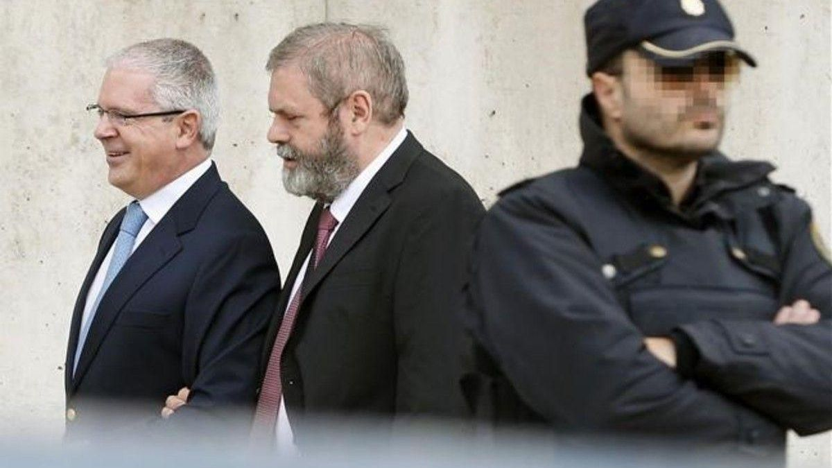 El número dos de la 'Gürtel' se suma a Bárcenas y Correa y admite las prácticas corruptas de la trama
