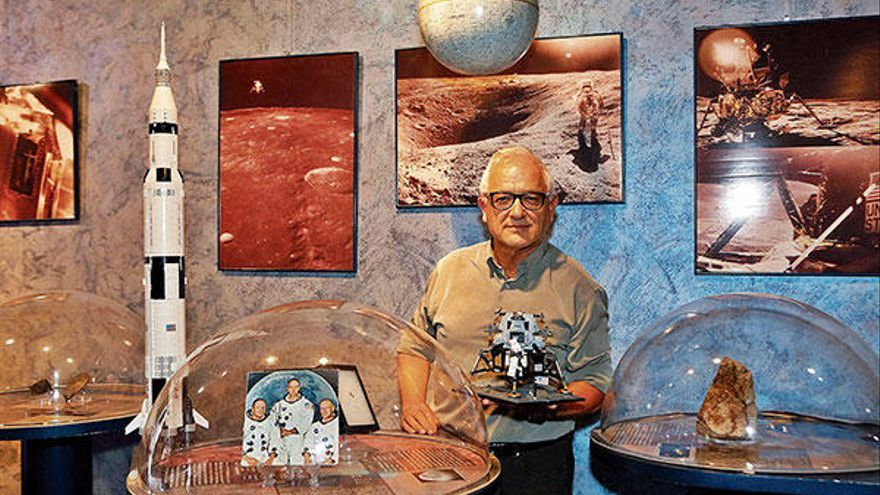 Als Mallorca direkt an der Mondlandung vor 50 Jahren beteiligt war