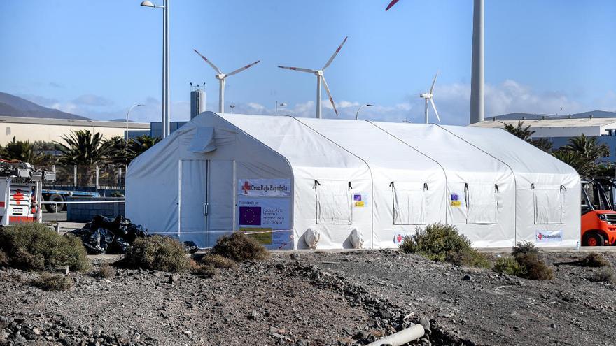 CEAR pide que se reactive el traslado de migrantes de Canarias a la Península