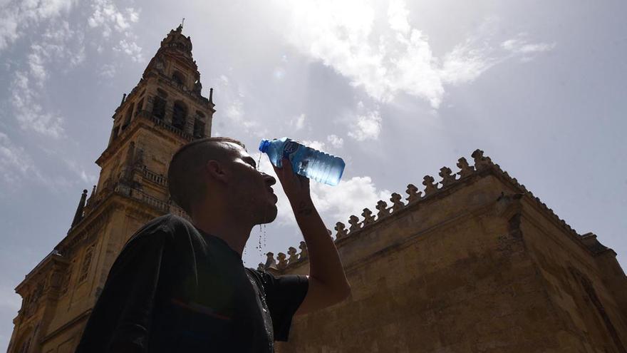 El tiempo en Córdoba: aviso amarillo por altas temperaturas en la capital y la Campiña