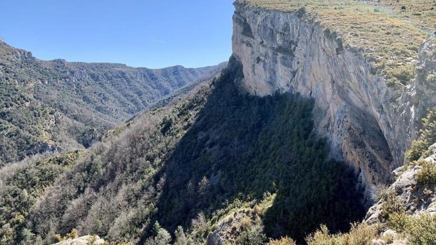 Aínsa, primer municipio con un plan de gestión de la Red Natura 2000