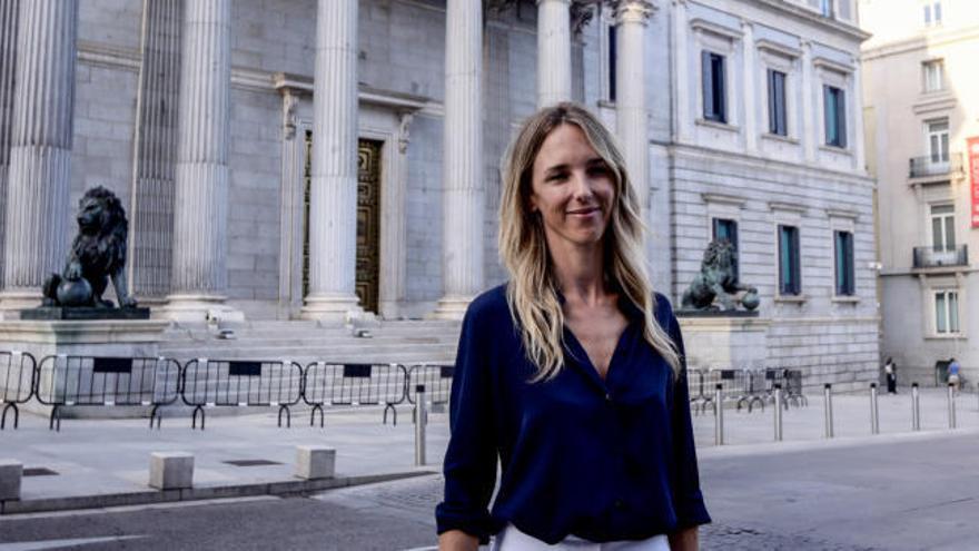 "Malestar en el PP por la despedida ""no elegante"" de Cayetana Álvarez de Toledo"