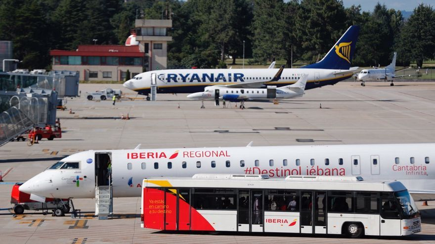 El aeropuerto de Vigo gana una nueva ruta al Mediterráneo