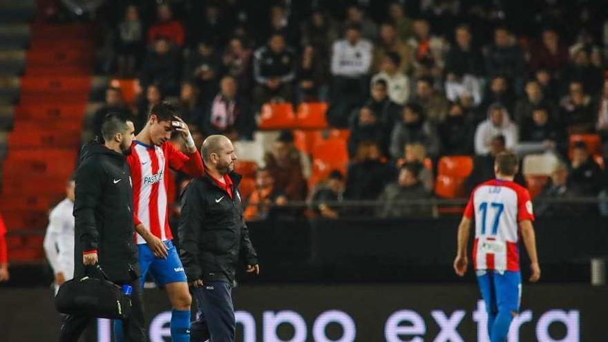 El Sporting, de vuelta a la realidad: toca remar en la Liga