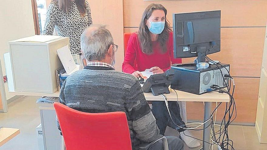 La comarca del Maestrazgo comienza a tramitar el certificado digital del ciudadano
