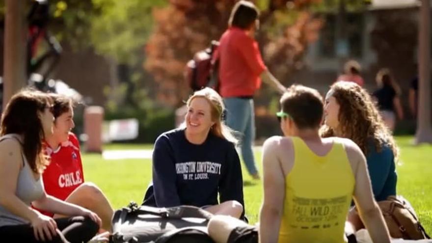Cien jóvenes canarios compiten por estudiar en Estados Unidos
