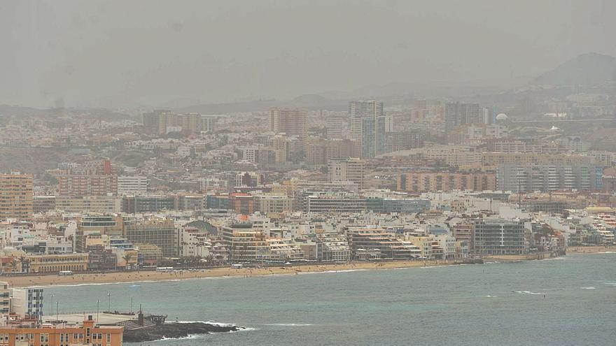 Aviso naranja en la mitad sur de  Gran Canaria por altas temperaturas