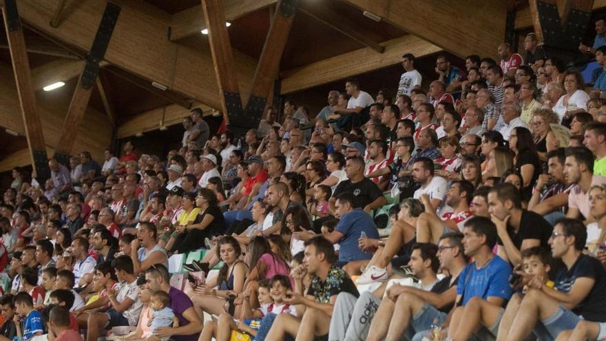 El Zamora CF pide a sus aficionados que acudan con anterioridad a El Montecillo