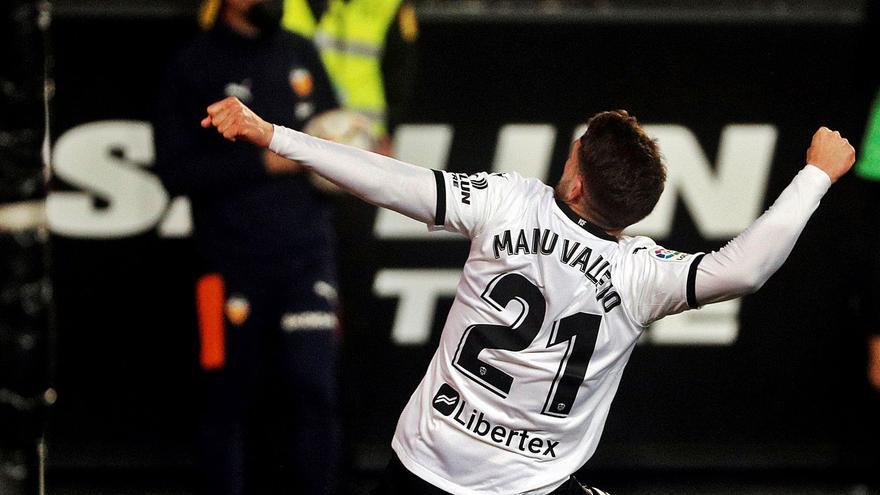 El Valencia CF nunca se rinde