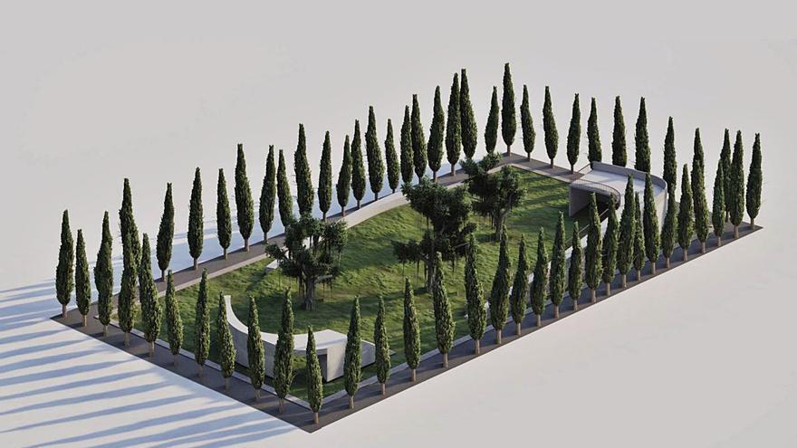 La Comisión Cívica impulsa un memorial pionero a las víctimas de la represión franquista