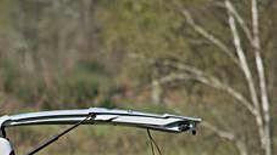 Un septuagenario muere en una quema forestal que se descontroló en Bande