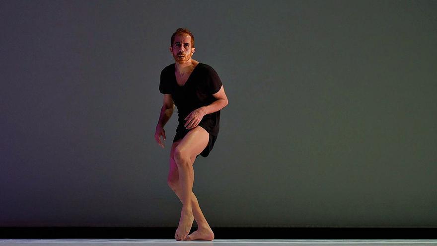 """Daniel Abreu: """"El 'streaming' no es ni el sitio ni el camino para la danza"""""""