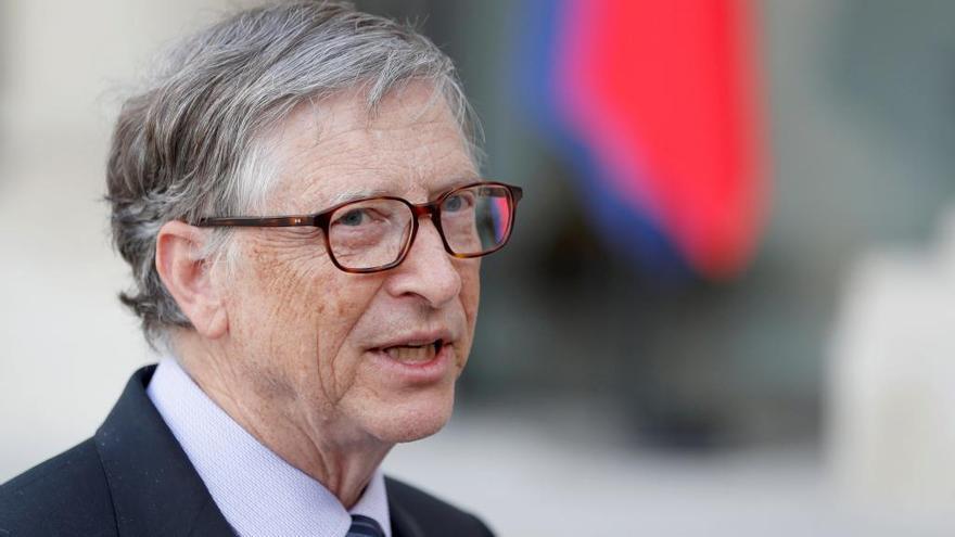 Bill Gates deja la junta directiva de Microsoft después de 45 años