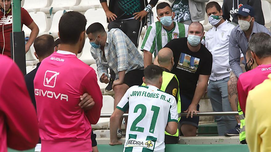 El Córdoba CF desciende a la cuarta categoría del fútbol español