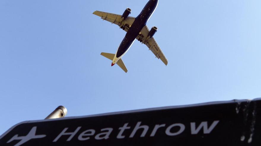 La justicia británica rechaza la ampliación del aeropuerto de Heathrow por el cambio climático