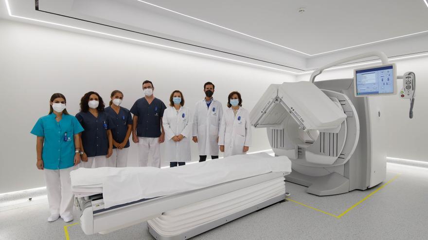 Quirónsalud Córdoba y su Medicina Nuclear, pioneros