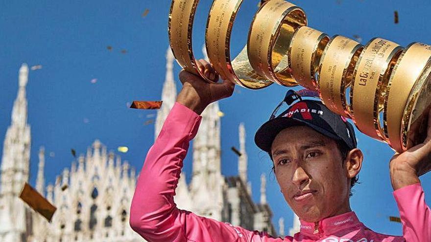 Egan Bernal gana el Giro y se une a Bartali, Gimondi y Merckx